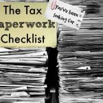 Chrisa Anderson's Tax Paperwork Checklist